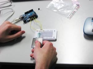 A pressure sensor