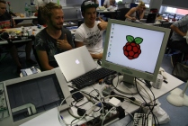 Having Raspberry up and running